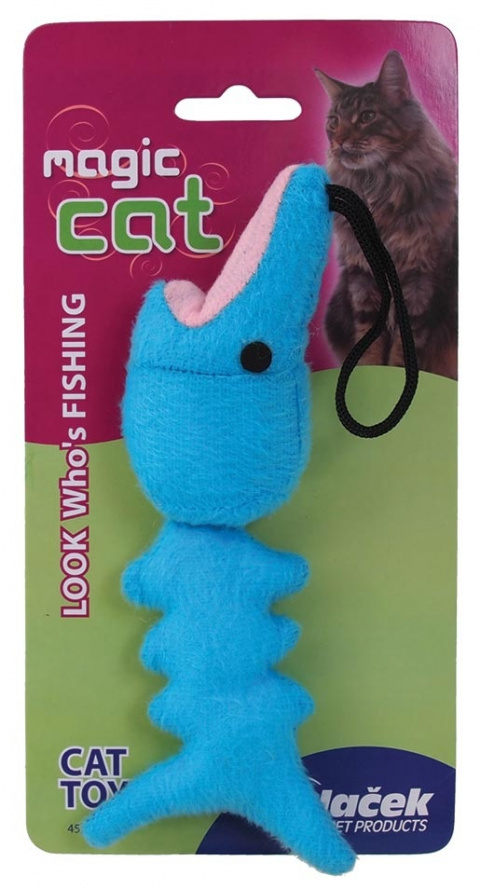 Hračka Magic Cat Plush Rybka 21 cm