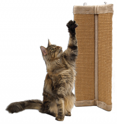 Škrabadlo MAGIC CAT rohové DeLuxe