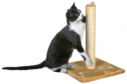 Škrabadlo Magic Cat Nora béžové 59cm