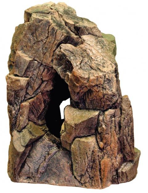 Dekorace AQUA EXCELLENT skalka 29 x 22 x 39cm