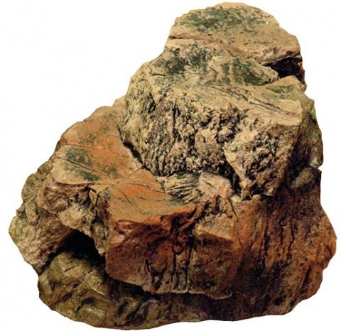 Dekorace AQUA EXCELLENT skalka 18 x 18 x 17cm