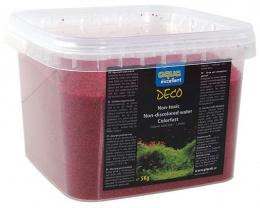 Písek AQUA EXCELLENT červený 5kg