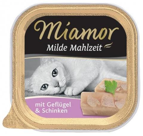 Vanička Miamor kuře+šunka
