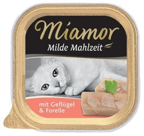 Vanička Miamor kuře+pstruh