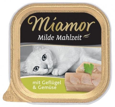 Vanička MIAMOR Milde Mahlzeit kuře + zelenina 100g