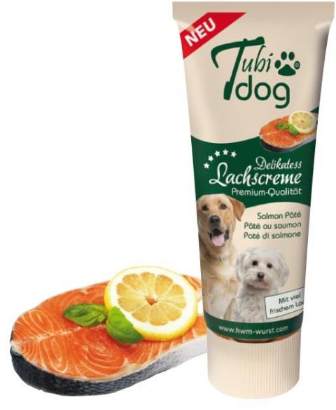 Pochoutka Tubi Dog losos