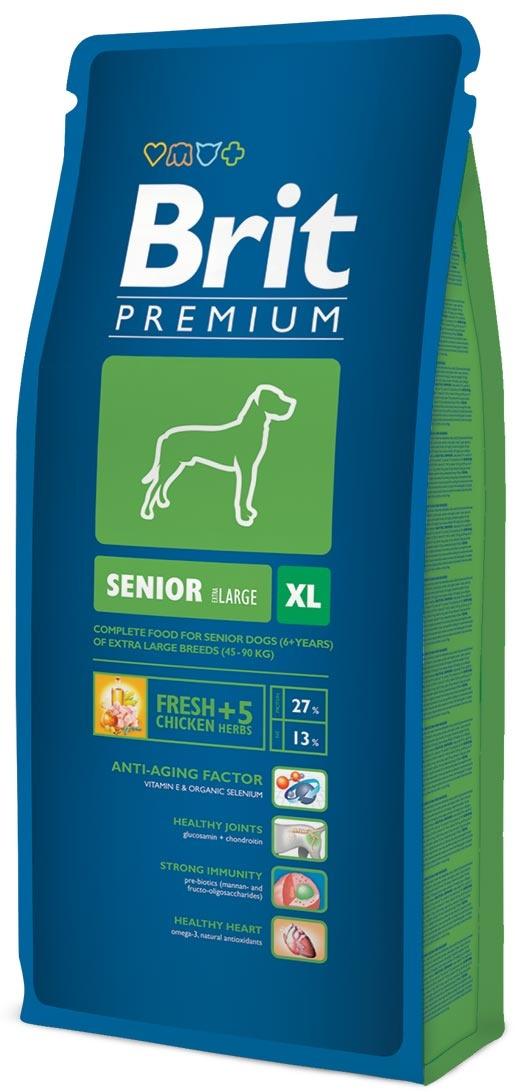 BRIT Premium Senior XL 3kg