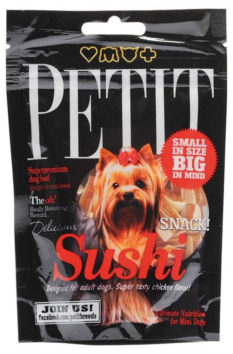 PETIT Delicious Snack Sushi 50g