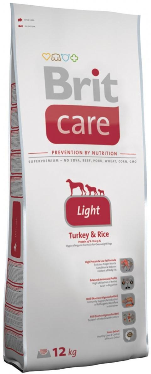 BRIT Care Adult Light Turkey 12kg