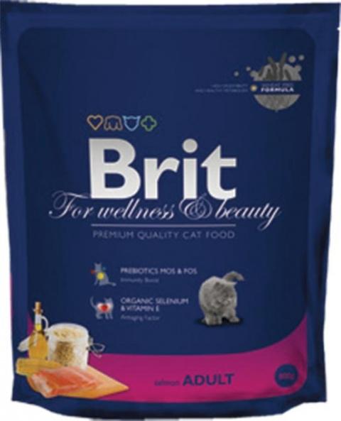 BRIT Premium Cat Salmon 800g