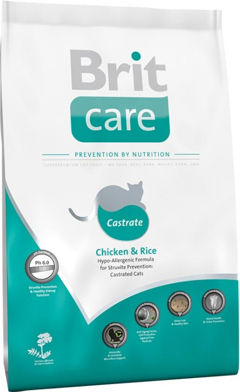 Brit Care Castrate 400g
