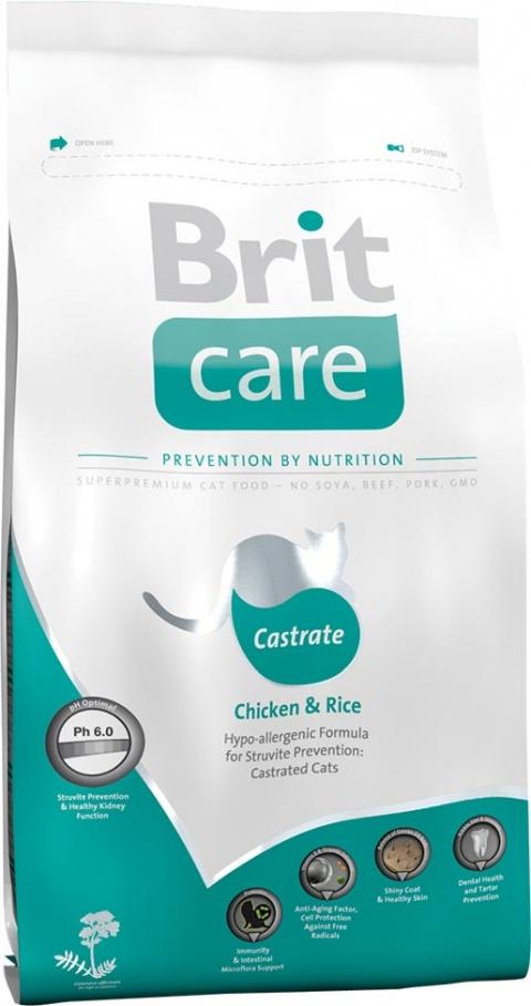 Brit Care Castrate 2kg