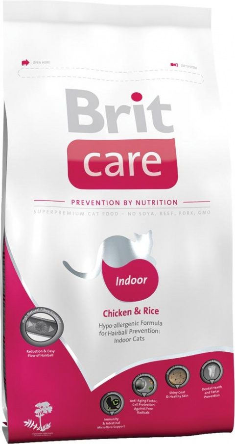 BRIT Care Indoor Chicken and Rice 2kg