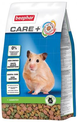 Krmivo Beaphar CARE+ Křeček 700 g + Beaphar Care nálepka
