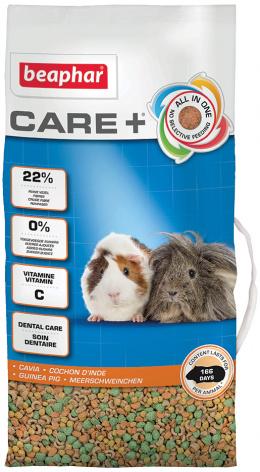 Krmivo Beaphar CARE+ Morče 5 kg + Beaphar Care nálepka