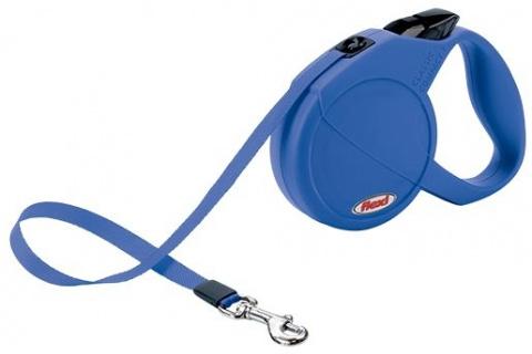 Vodítko FLEXI Compact 1 modré