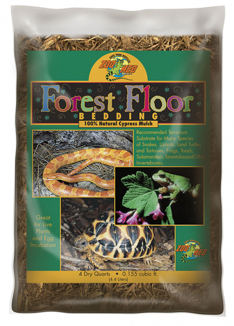 Podestýlka ZOO MED cypřišový kompost 4,4l title=