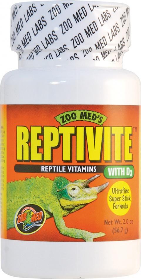 Vitamíny ZOO MED Reptivite 56g title=