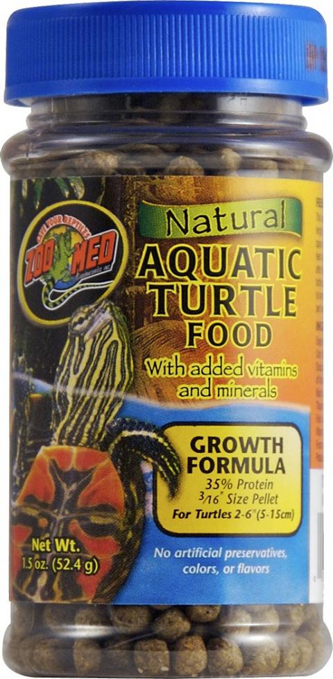 Zoo Med granule želva vodní 52g