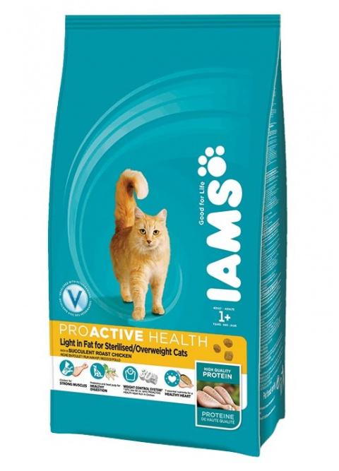Iams Cat Adult Light 0.3kg