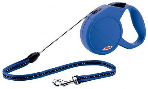 Vodítko FLEXI Long 1 modré