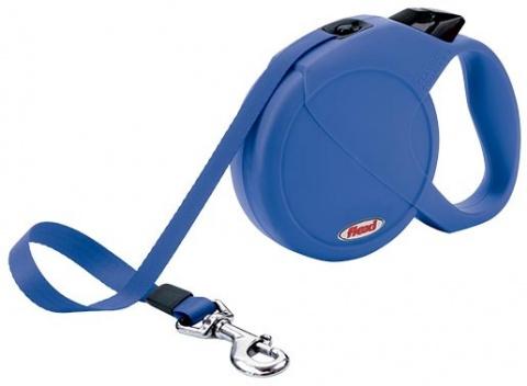 Vodítko FLEXI Compact 3 modré