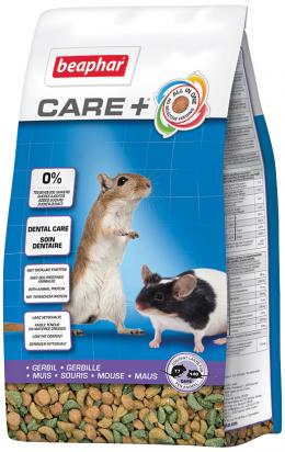 Krmivo Beaphar CARE+ Pískomil 700 g + Beaphar Care věrnostní karta + Beaphar Care nálepka