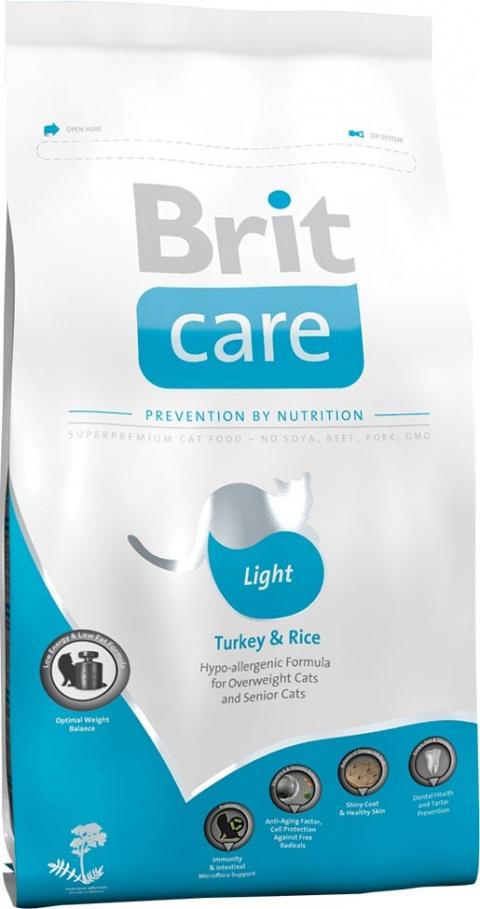 BRIT Care Light Turkey and Rice 7,5kg