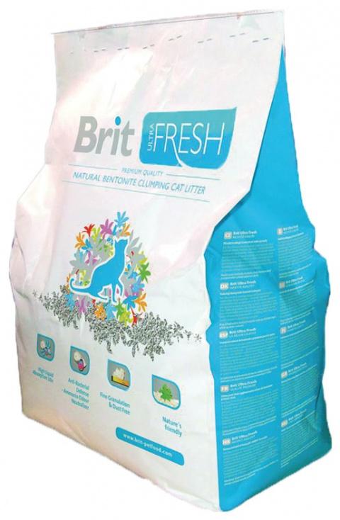 BRIT kočkolit Ultra Fresh 10kg