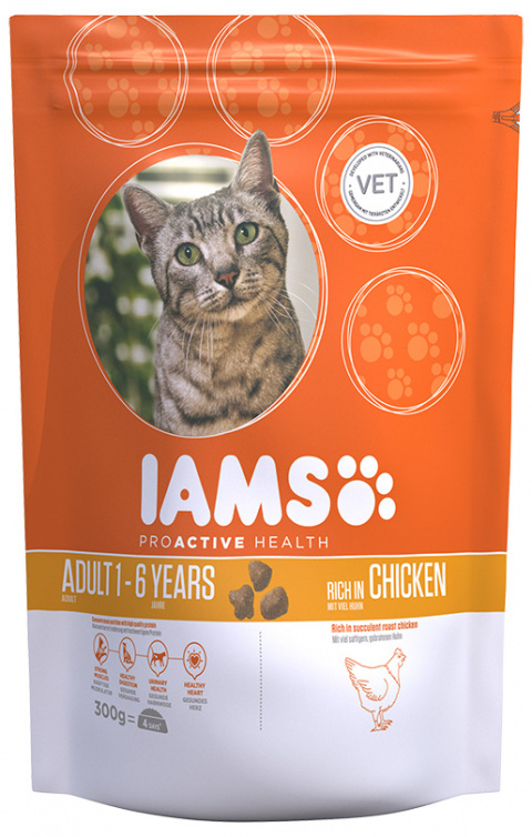 Iams Cat Adult Chicken title=