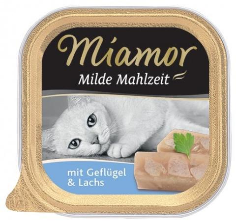 Vanička Miamor kuře+losos