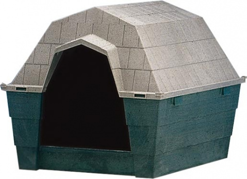 Bouda SAVIC plastová Dog Home střední