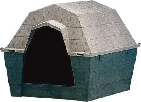 Bouda SAVIC plastová Dog Home malá
