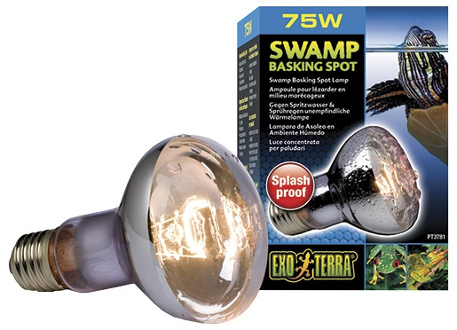 Žárovka EXO TERRA Swamp Basking Spot 75W