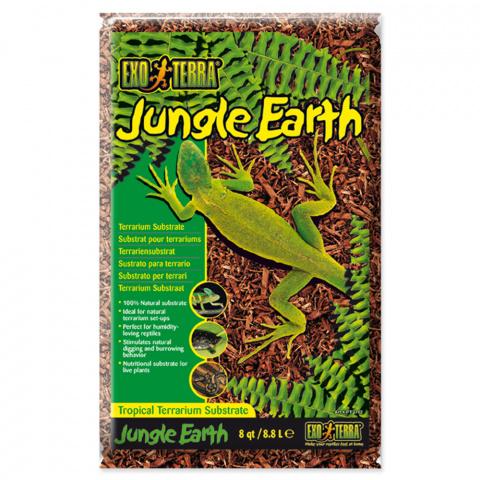 Podestýlka EXO TERRA Jungle Earth 8800ml title=