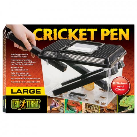 Cricket Pen EXO TERRA L title=