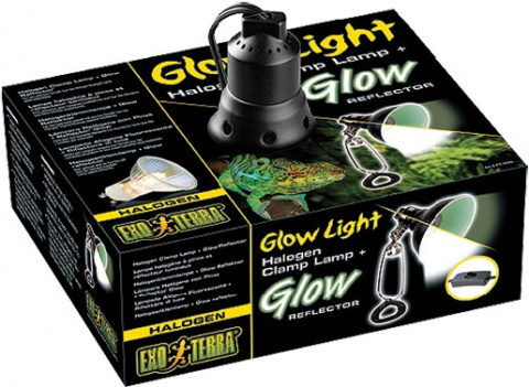 Lampa EXO TERRA Glow Light Halogen malá