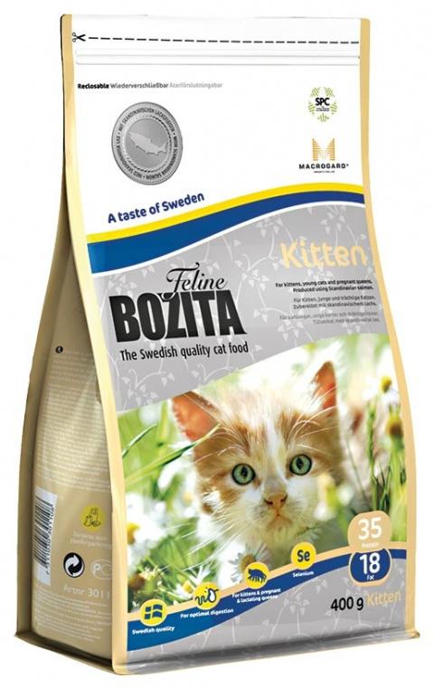 BOZITA Feline Kitten 0,4kg
