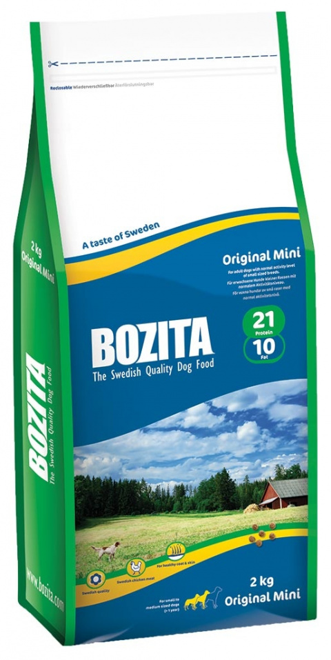 Bozita Original Mini 2kg