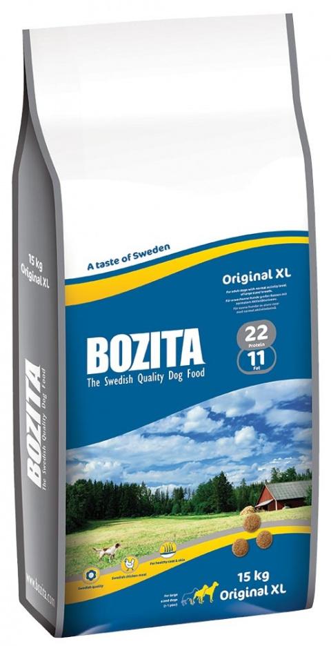 BOZITA Original XL 15kg