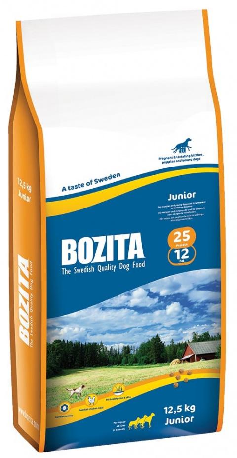 Bozita Junior 12.5kg