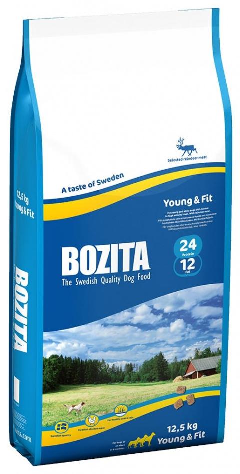 Bozita Young & Fit 12.5kg