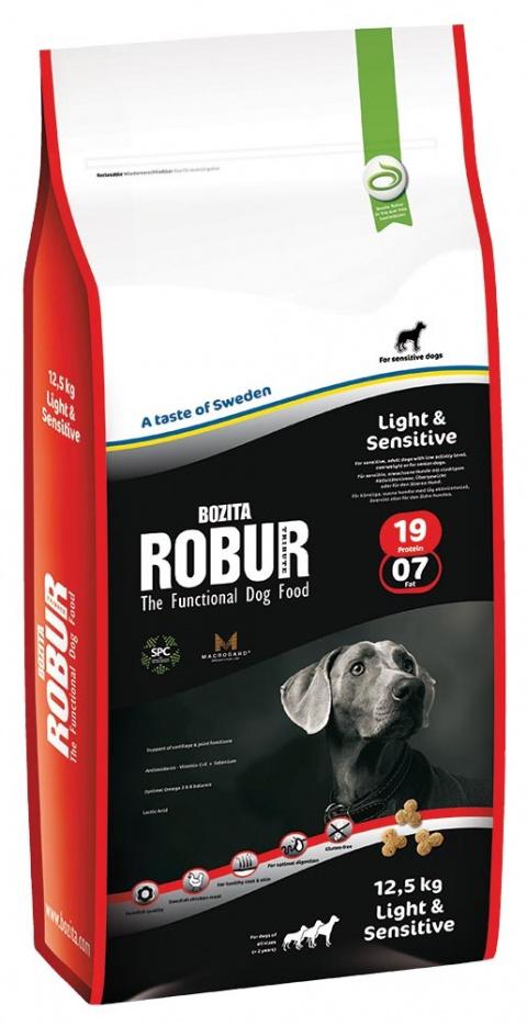 Robur Light & Sensitive 12.5kg