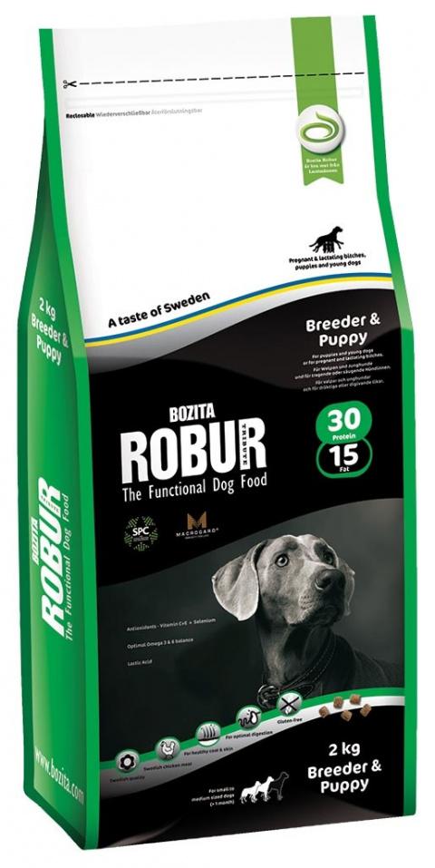 Robur Breeder & Puppy 2kg