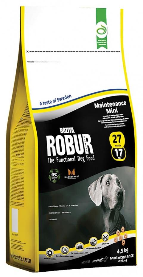 ROBUR Maintenance Mini 4,5kg