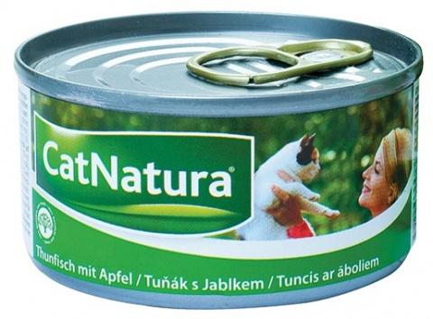 Konzerva Cat Natura Tuňák + Jablko 85g