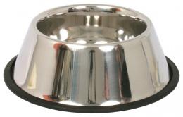 Miska DOG FANTASY nerezová s gumou pro kokry 25 cm 0,9l