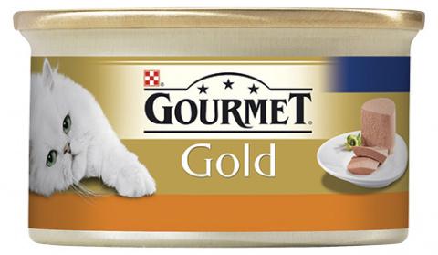Gourmet Gold krůta 85g