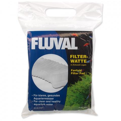 Náplň vata filtrační FLUVAL 100g