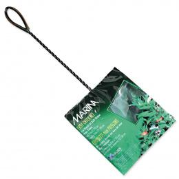 Síťka MARINA akvarijní černá 15x12,5cm